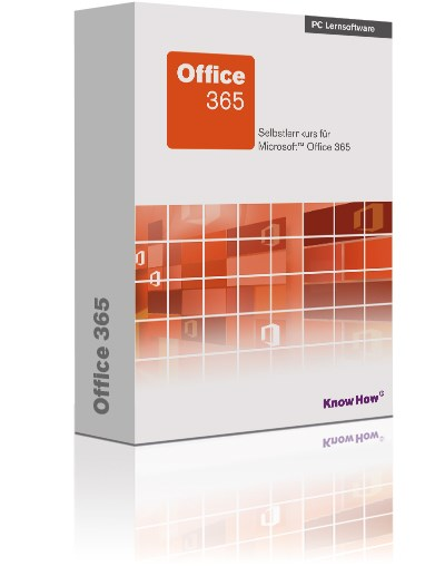 Bild von Microsoft Office 365, E-Learning